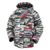 Obermeyer Alice Girls Ski Jacket, Girls Alt 3 Scribble, medium