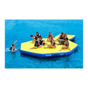 Rave Activity Island 2014, Blue-Yellow, medium