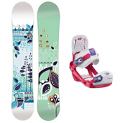 Womens Salomon Snowboard Packages
