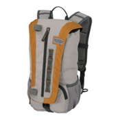Wenzel Tundra Tech Hydration Pack, Grey-Orange, medium
