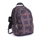 Athalon Computer Backpack, Plaid, medium