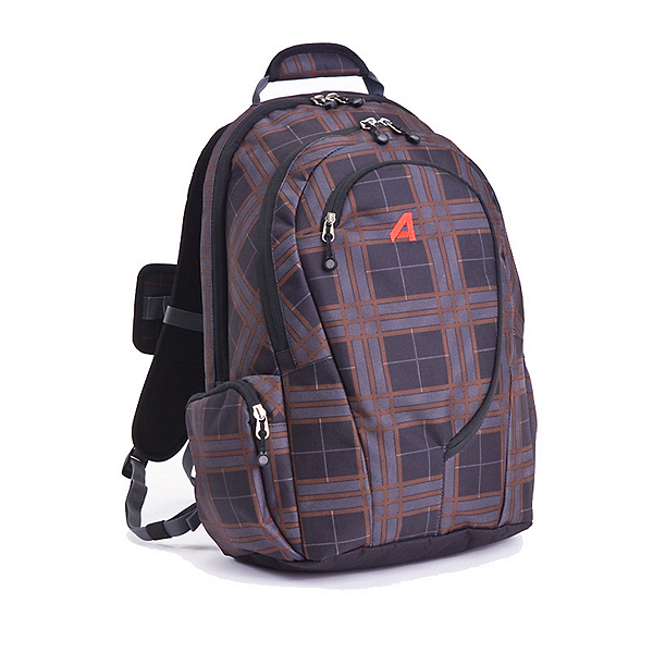 Athalon Computer Backpack, Plaid, 600