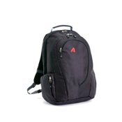 Athalon Sport Bags Computer Backpack, Black, medium