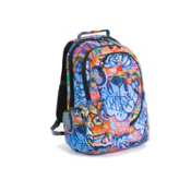 Athalon Sport Bags Computer Backpack, Graffiti, medium