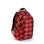 Athalon Sport Bags Computer Backpack, Lumberjack, medium