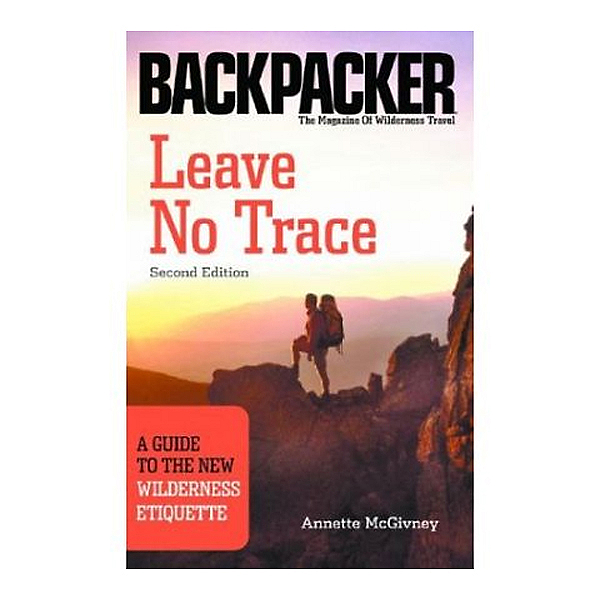Partners Books Leave No Trace, , 600
