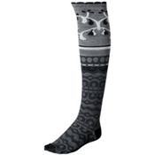 SmartWool Ornamental Melange Womens Socks, Black, medium