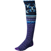 SmartWool Ornamental Melange Womens Socks, Imperial Purple, medium