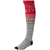 SmartWool Ornamental Melange Womens Socks, Light Gray, medium