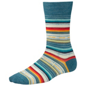 SmartWool Margarita Womens Socks, Aegean Heather, medium