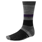 SmartWool Distressed Stripe Socks, Stone Wash, medium