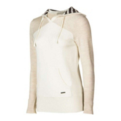 SmartWool Palisade Hoody Womens Sweater, Natural, medium