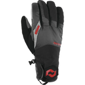 Scott Belmont Gloves, Grey-Red, medium