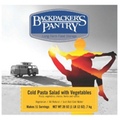 Backpackers Pantry Cold Pasta Salad with Vegetables 2016, , medium