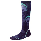 SmartWool PHD Medium Womens Snowboard Socks, Imperial Purple, medium