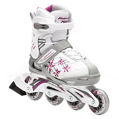 Bladerunner Phaser Adjustable Girls Inline Skates, , large