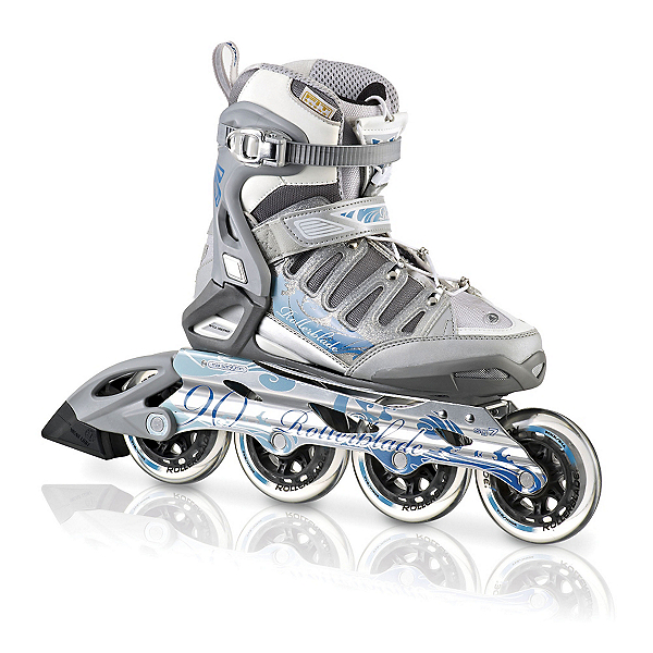 Rollerblade Activa 90 Womens Inline Skates, , 600