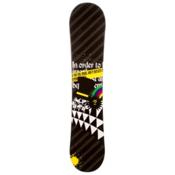 SLQ Black Rainbow Rocker Boys Snowboard, , medium