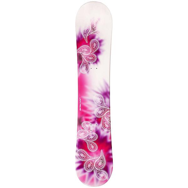 JoyRide Drops Pink Womens Snowboard, , 600
