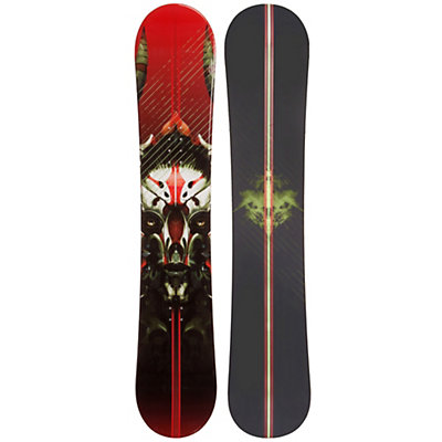 Black Fire Gothic Snowboard, , large