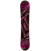Airwalk Kona Pink Rocker Womens Snowboard, , medium