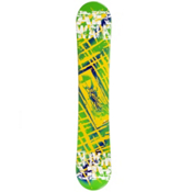 Airwalk Kona Yellow Snowboard, , medium