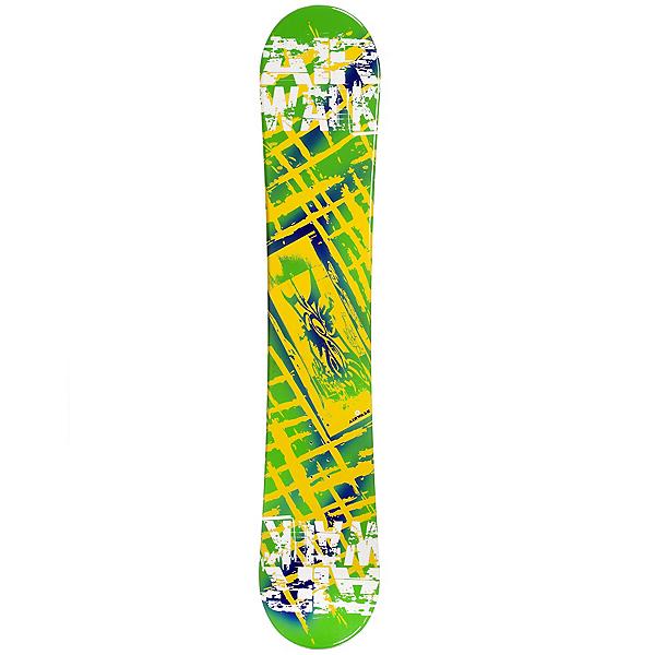 Airwalk Kona Yellow Snowboard, , 600
