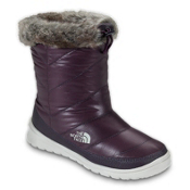 The North Face Skylla WP Womens Boots, Shiny Baroque Purple-Moonlight, medium