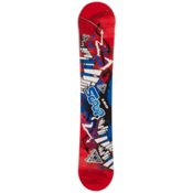 Black Fire Scoop Rocker Snowboard, , medium