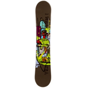 Black Fire Tea Rocker Snowboard, , medium