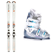 Dynastar Exclusive Trendy Womens Ski Package, , medium