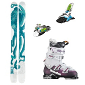Line Pandora Womens Ski Package, , medium