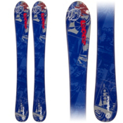 Alpina Zoom Kids Skis, Dark Blue, medium