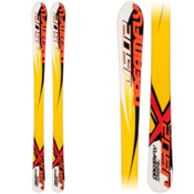 Dream Fly J 502 Kids Skis, Orange-Yellow, medium