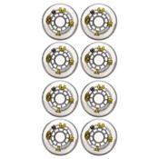 True Sport Wheels Inline Skate Wheels - 8 Pack, , medium