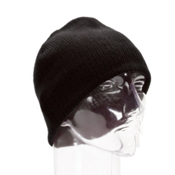 Obermeyer Bolton Knit Hat, Black, medium
