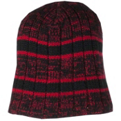 Obermeyer Bridger Knit Hat, True Red, medium