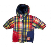 Obermeyer Sam Toddler Ski Jacket, Madras Plaid, medium