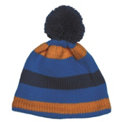 Obermeyer Sassy Knit Kids Hat, Electric Blue, medium