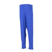 Obermeyer UG 100 Micro Tight Girls Long Underwear Bottom, Electric Blue, medium