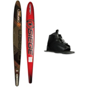 O'Brien Junior Siege Slalom Water Ski, , medium