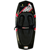 O'Brien Voo Doo Kneeboard 2013, Black-Red, medium
