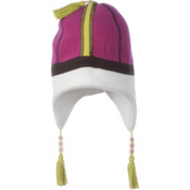 Obermeyer Karlie Kids Hat, Magenta, medium