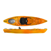 Wilderness Systems Aspire 105 Recreational Kayak 2013, Mango, medium