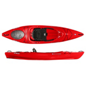 Wilderness Systems Aspire 105 Recreational Kayak 2013, Red, medium