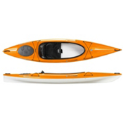 Wilderness Systems Pungo 120 Ultralite Recreational Kayak 2013, Mango, medium