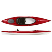Wilderness Systems Pungo 120 Ultralite Recreational Kayak 2013, Red, medium