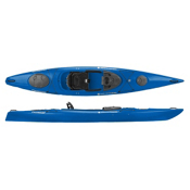 Wilderness Systems Pungo 140 Recreational Kayak 2013, Blue, medium
