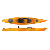 Wilderness Systems Pungo 140 Recreational Kayak 2013, Mango, medium