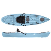 Wilderness Systems Tarpon 100 Sit On Top Kayak 2013, Lt Blue, medium